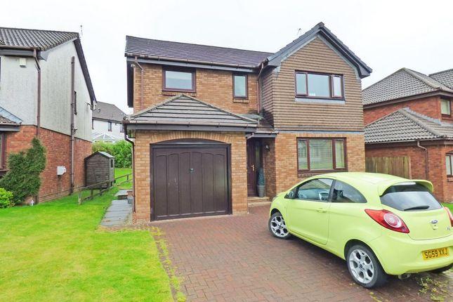 Thumbnail Detached house for sale in Macdonald Avenue, East Kilbride