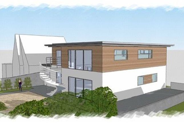 Thumbnail Detached bungalow for sale in Le Petit Pont Marquet, La Rue De Pont Marquet, St Brelade