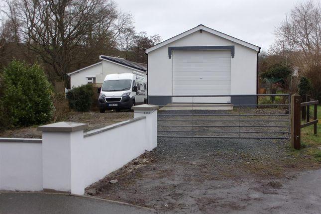 Thumbnail Property for sale in Llynyfelin, Gwbert Road, Cardigan