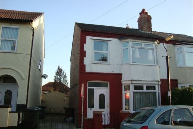 Thumbnail Property to rent in College Drive, Rock Ferry, Birkenhead