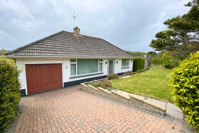 Thumbnail Detached bungalow for sale in Tredarvah Road, Penzance