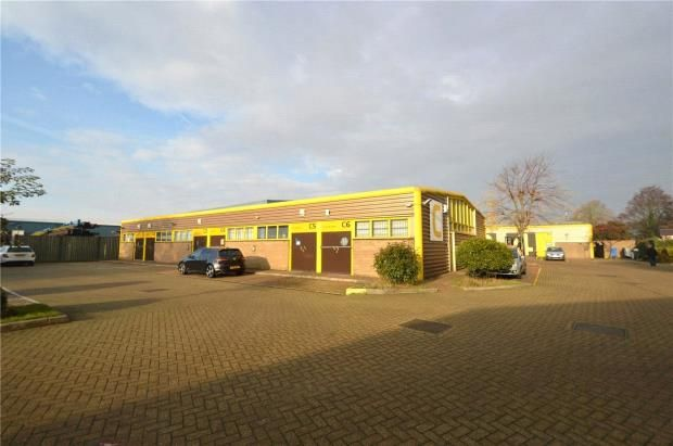 Business park to let in C13, The Seedbed Centre, Vanguard Way, Southend On Sea, Essex