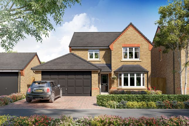 """4 bed detached house for sale in """"Plot 65 - The Ingleton"""" at Station Road, Howden, Goole DN14"""