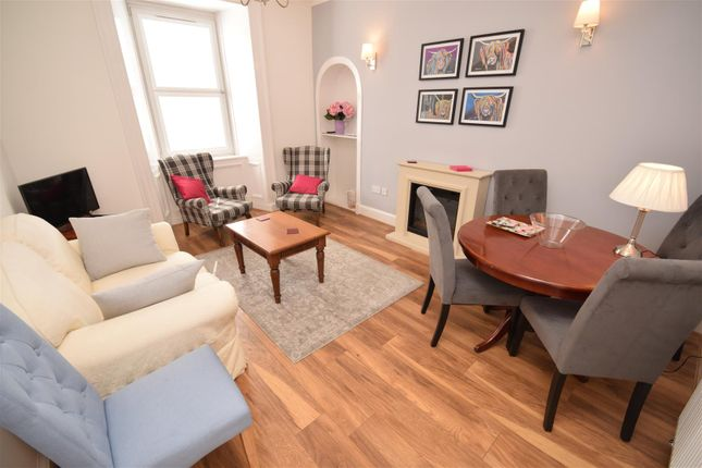 Thumbnail Flat for sale in High Street, Auchterarder