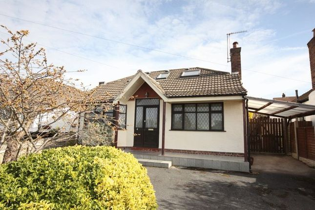 Exterior of Westway, Lower Heswall, Wirral CH60
