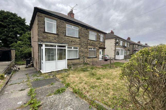 Thumbnail Semi-detached house for sale in Ewart Street, Great Horton, Bradford