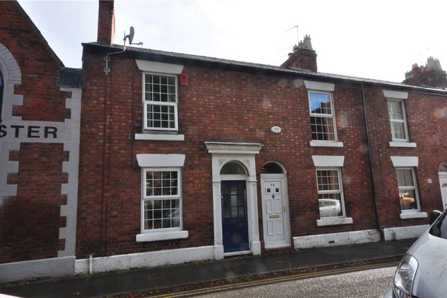 2 bed terraced house for sale in Cornwall Street, Newtown, Chester CH1
