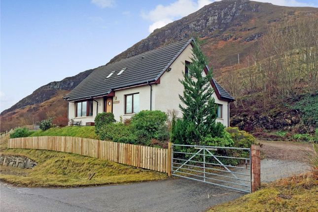 4 bed detached house for sale in Letters, Lochbroom, Near Ullapool IV23