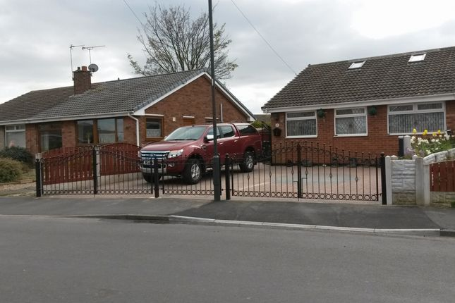 Thumbnail Bungalow for sale in Eastfield Road, Armthorpe, Doncaster