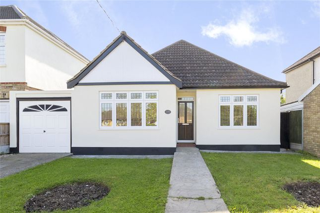 Thumbnail Bungalow for sale in Front Lane, Upminster
