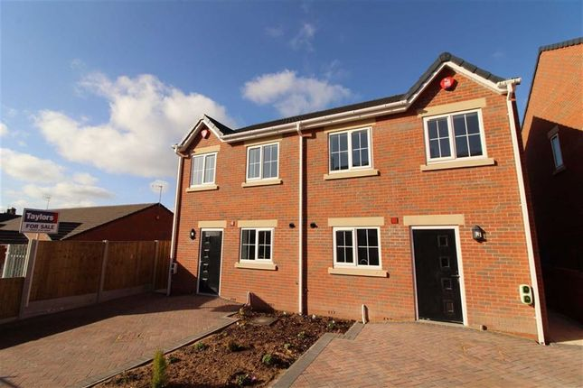 Thumbnail Semi-detached house for sale in Bird Street, Dudley