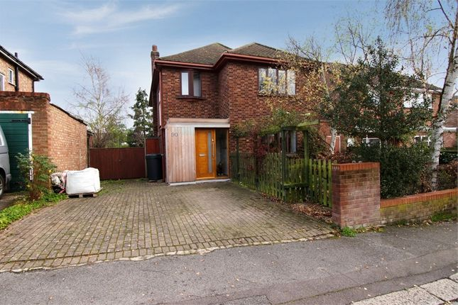 Thumbnail Detached house for sale in Woodville Road, Barnet, Hertfordshire