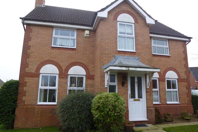 Thumbnail Detached house to rent in Blenheim Way, Harrogate