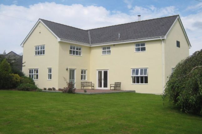 Thumbnail Detached house for sale in St. Maughans, Monmouth
