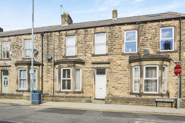Thumbnail Terraced house to rent in Escomb Road, Bishop Auckland