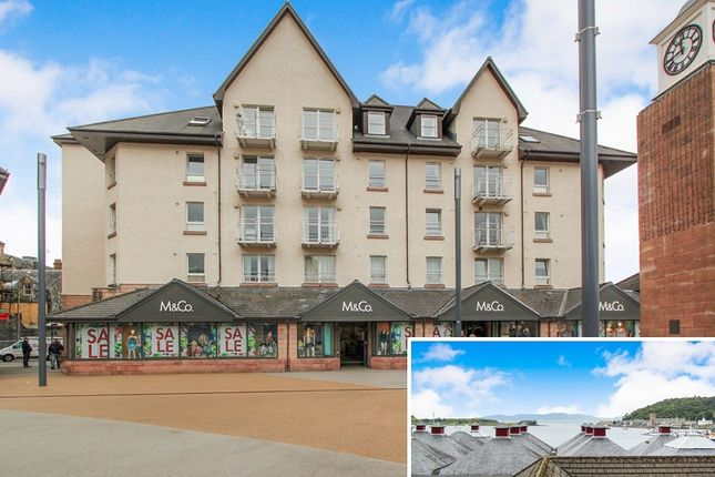 Thumbnail Flat for sale in Lismore House, Oban