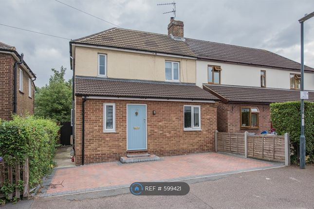Thumbnail Semi-detached house to rent in Common Rise, Hitchin