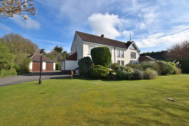 Thumbnail Detached house for sale in South View Road, Danbury, Chelmsford