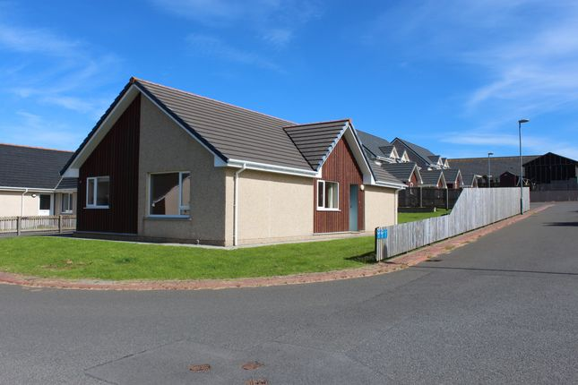Thumbnail Bungalow for sale in Grimsetter Place, Kirkwall