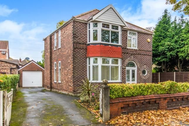 Thumbnail Detached house for sale in Manchester Road, Manchester, Greater Manchester, Chorlton