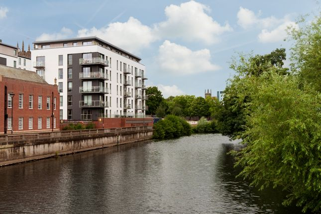 Thumbnail 2 bed flat for sale in Full Street, Derby