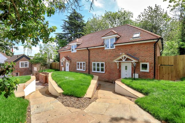 Thumbnail Semi-detached house for sale in High Street, Kings Langley