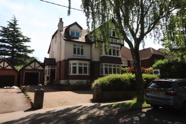 Thumbnail Detached house for sale in Warren Avenue, Farnborough, Orpington