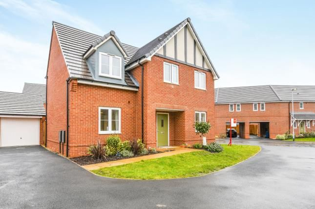 Thumbnail Detached house for sale in Volans Drive, Westbrook, Warrington, Cheshire