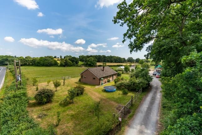 Thumbnail Bungalow for sale in Bartley, Southampton, Hampshire