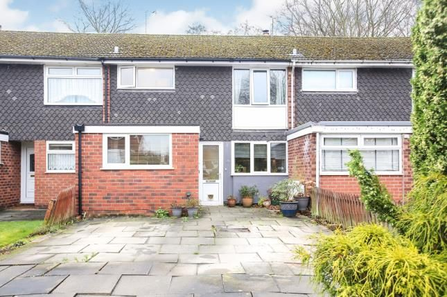Thumbnail Terraced house for sale in Vale Head, Handforth, Cheshire, .