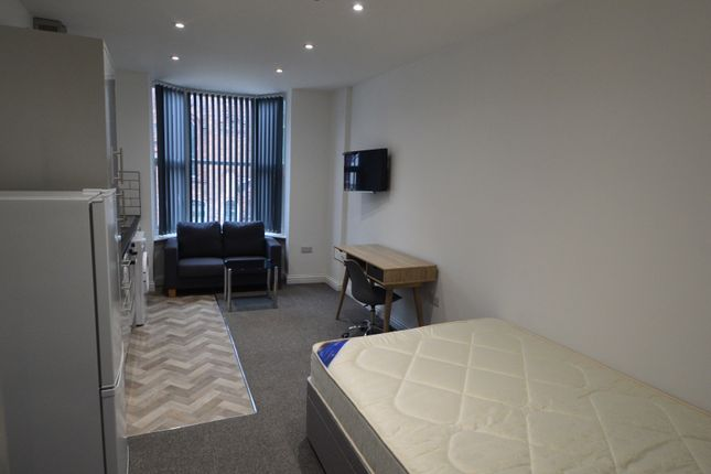 Studio to rent in Linthorpe Road, Middlesbrough TS1