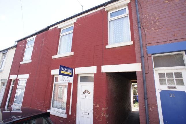 2 bed terraced house to rent in Toyne Street, Crookes, Sheffield S10