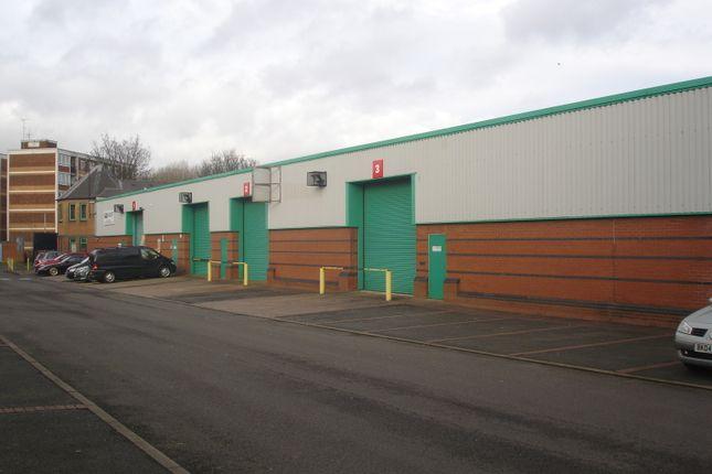 Thumbnail Industrial to let in Cleton Street, Tipton