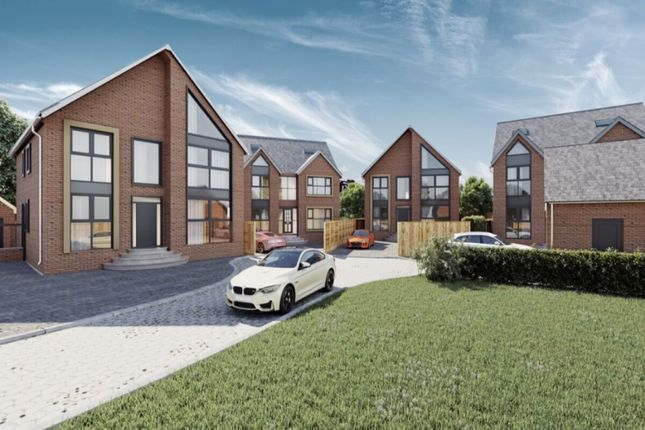 Thumbnail Detached house for sale in Shires Edge, Stallingborough, Grimsby