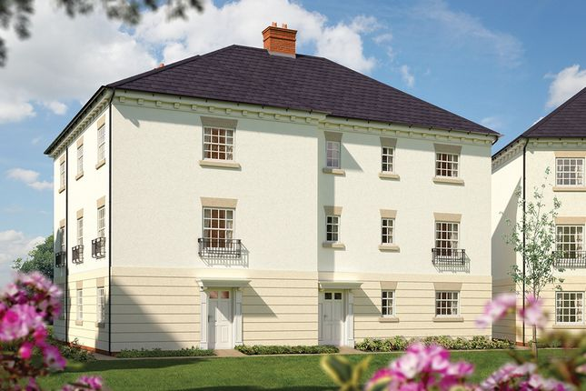 "Thumbnail Flat for sale in ""Harbury Court"" at Harbury Lane, Heathcote, Warwick"