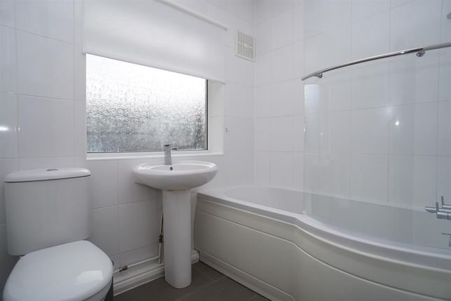 Bathroom of Hangingwater Road, Nether Green, Sheffield S11