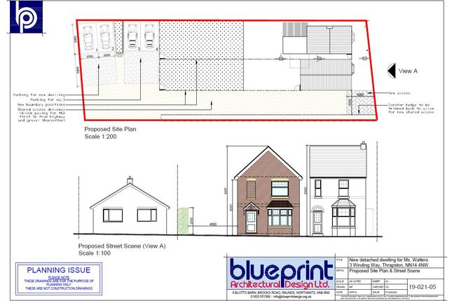 Thumbnail Detached house for sale in Winding Way, Thrapston, Kettering