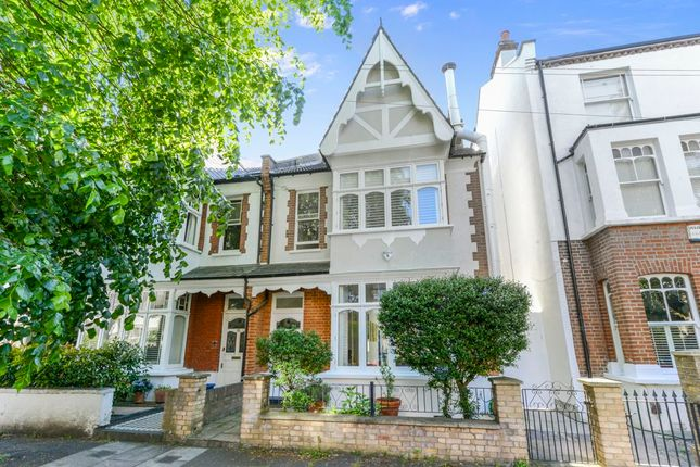 Thumbnail Semi-detached house for sale in Ennismore Avenue, Chiswick