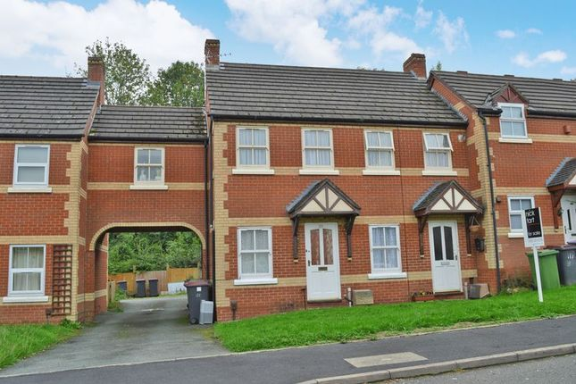 Thumbnail Flat for sale in Gittens Drive, Aqueduct, Telford, Shropshire.