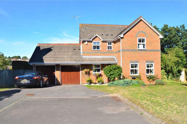 Thumbnail Detached house for sale in The Sadlers, Tilehurst, Reading, Berkshire