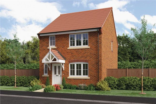 "Thumbnail Detached house for sale in ""Melbourne"" at Waterloo Road, Bidford-On-Avon, Alcester"