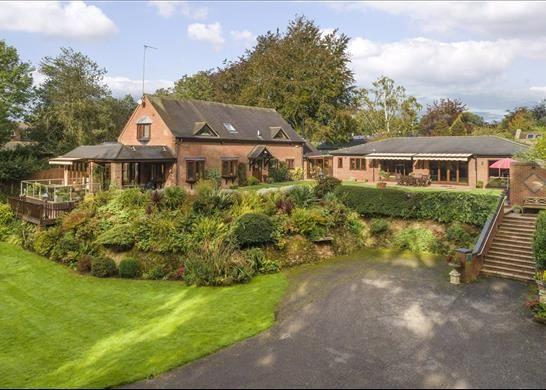 Thumbnail Detached house for sale in Upper Spring Lane, Kenilworth