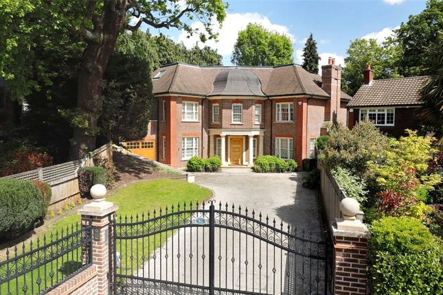Thumbnail Detached house for sale in Deepdale, Wimbledon Village