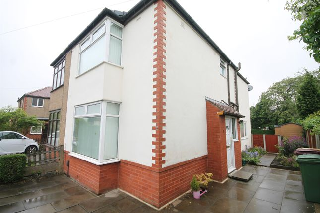 Thumbnail Semi-detached house for sale in Seymour Grove, Farnworth, Bolton