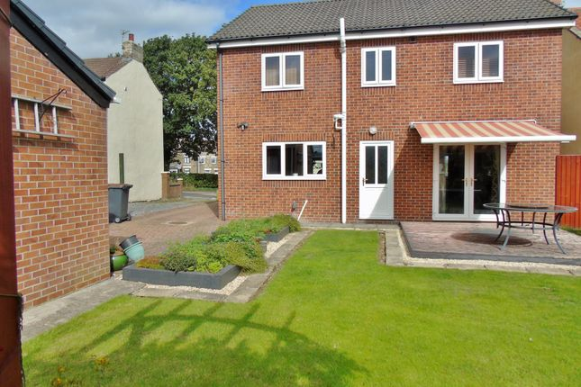 Thumbnail Detached house for sale in The Baltic, Witton Park, Bishop Auckland