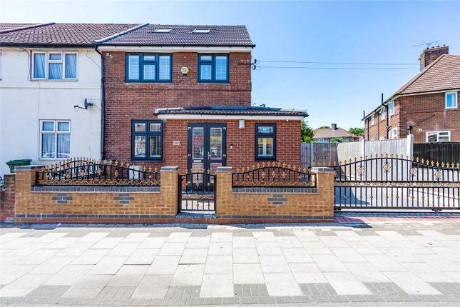 Thumbnail End terrace house for sale in Heathway, Dagenham