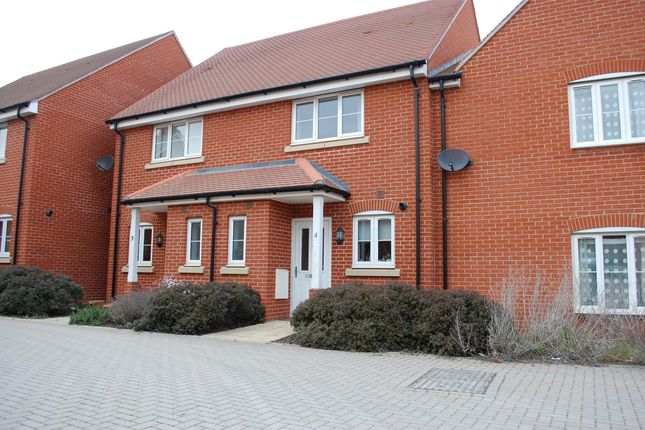 Thumbnail Terraced house to rent in Oakwood Way, Cumnor Hill