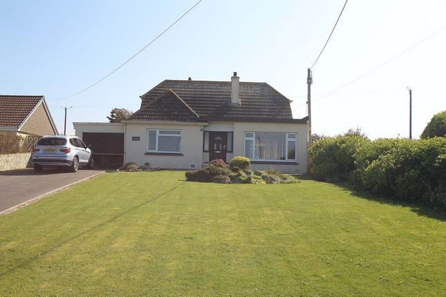 Thumbnail Detached bungalow to rent in West Pentire, Crantock, Newquay