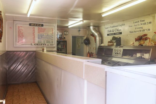 Photo 2 of L.Oxley Fish & Chips, Back Row, Whickham NE16