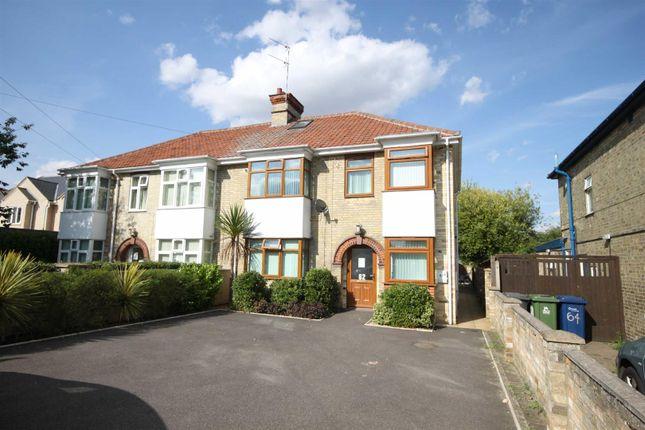 Thumbnail Studio to rent in Green End Road, Chesterton, Cambridge